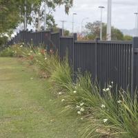 Plantability Landscaping along Fence