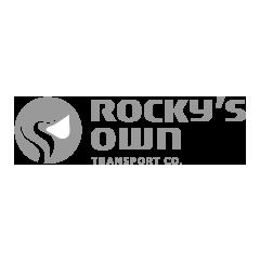 Rocky's Own
